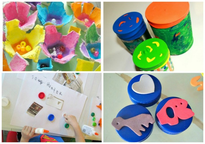5 Earth Day Crafts for Kids
