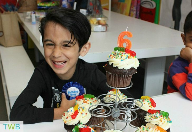 Birthday Party Ideas for Kids Ages 5-8