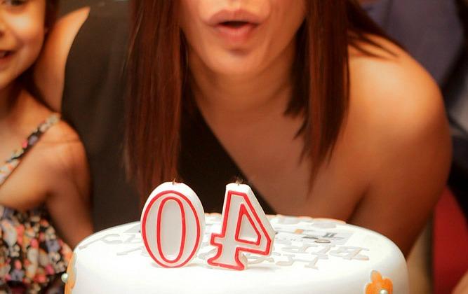 Celebrating 40 - feature