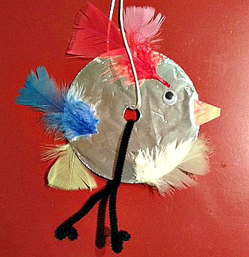 Earth Day - CD Bird