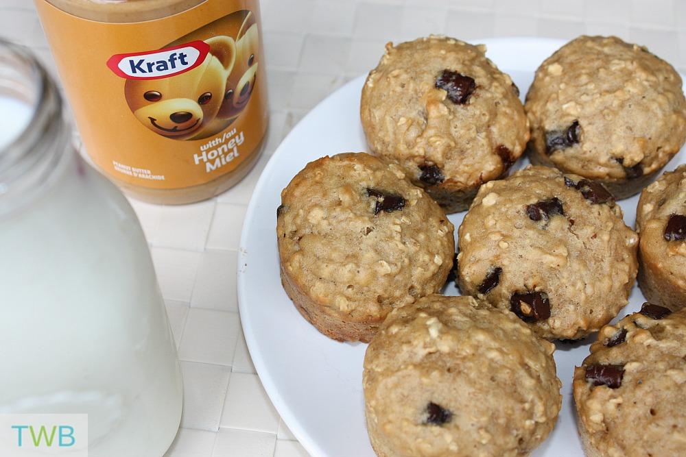Kraft - Peanut Butter Honey Breakfast Muffins