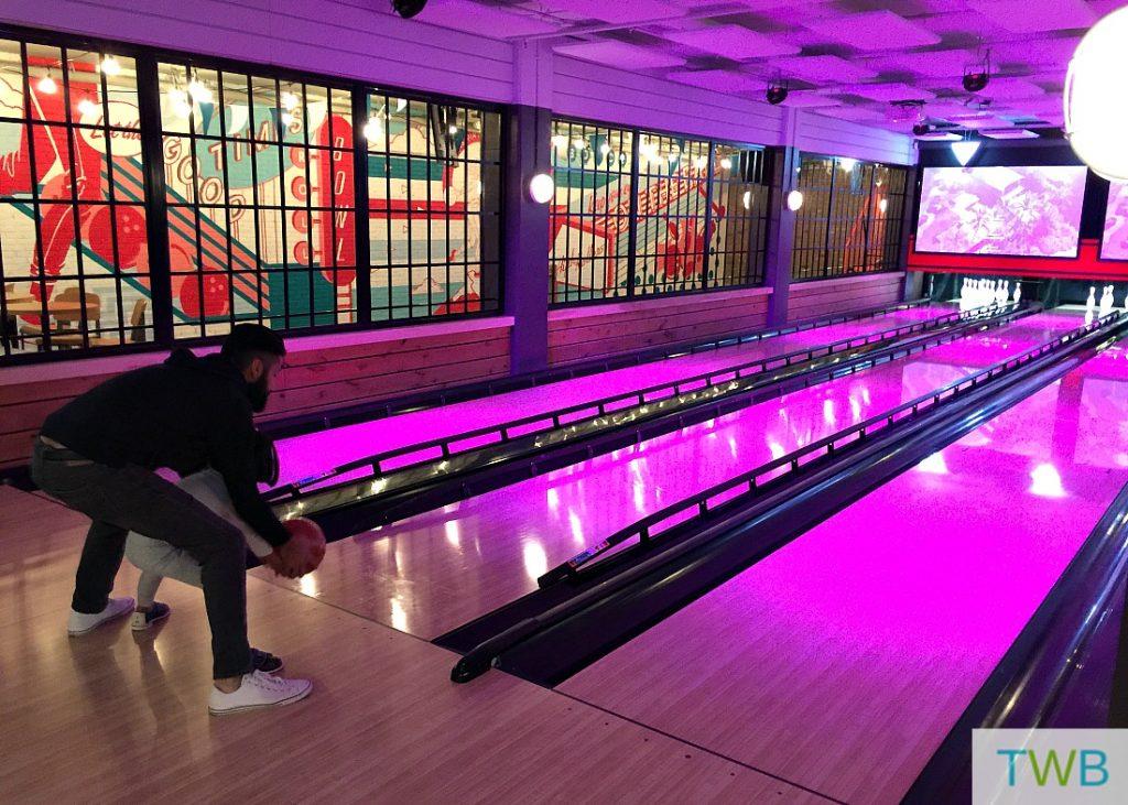 Banff - bowling alley