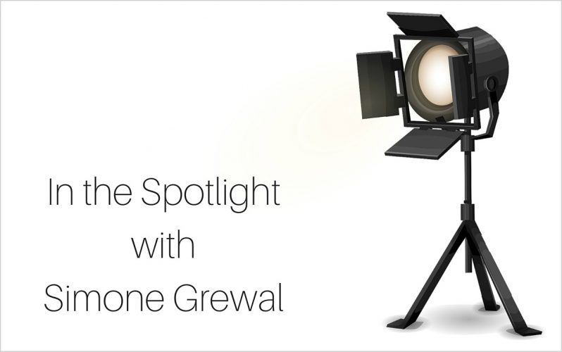 In the Spotlight with Simone Grewal
