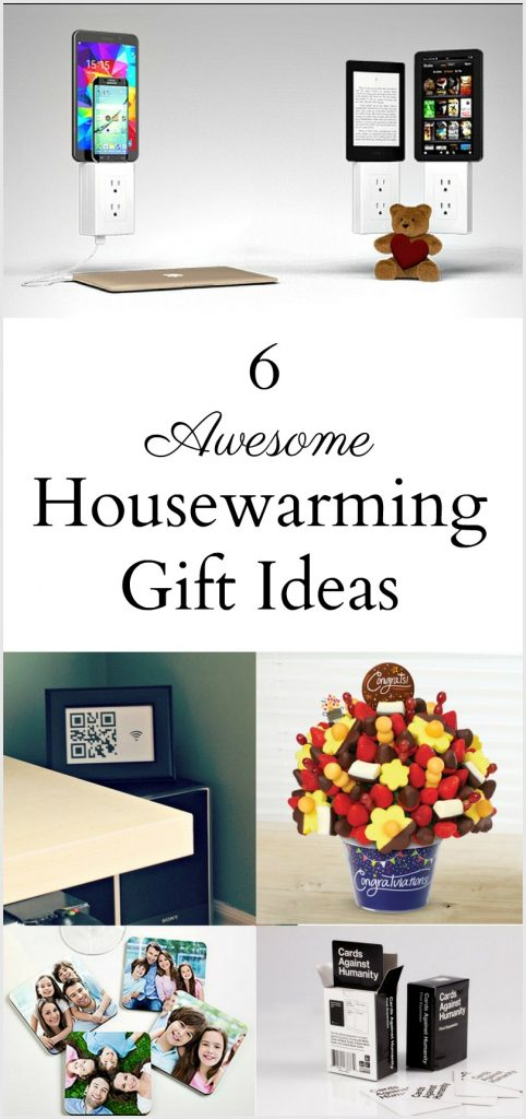 6 Awesome Housewarming Gift Ideas