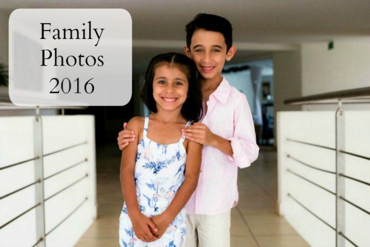 Family photos 2016 feature