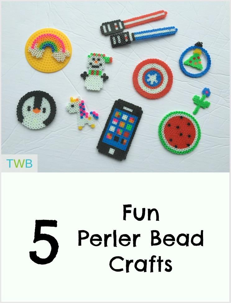 Perler Bead Creations - Pinterest