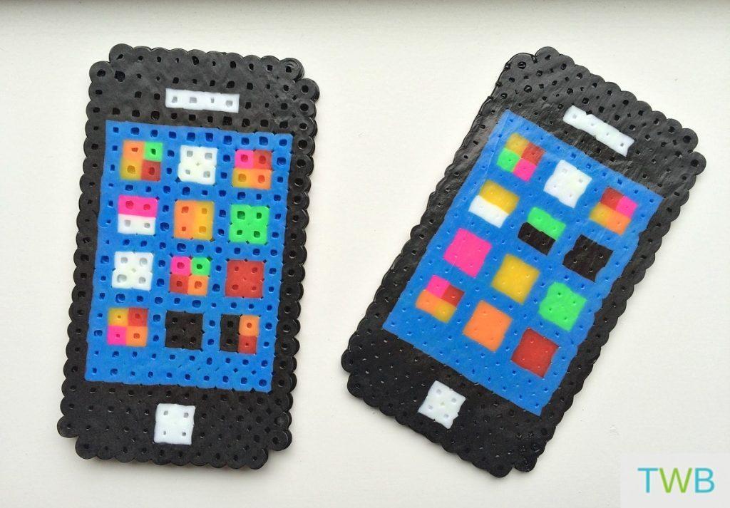Perler Beads - Iphone