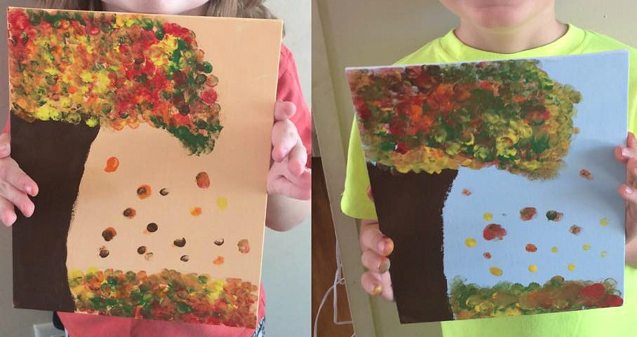 fall-canvas-painting