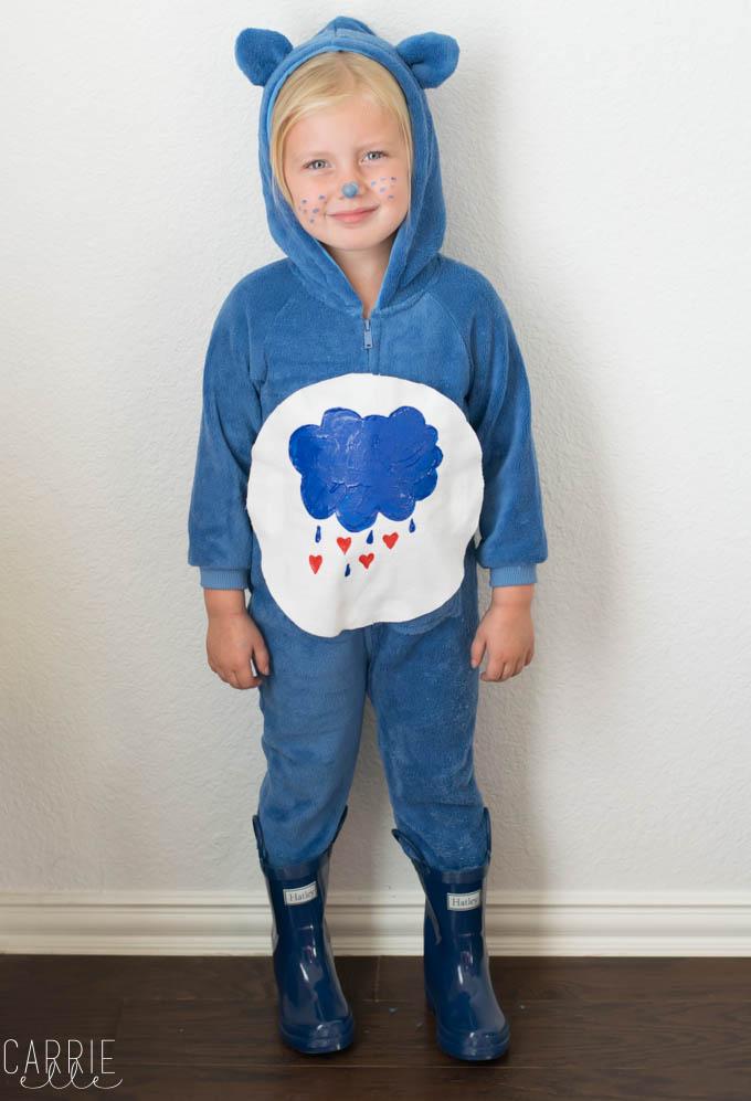 DIY Care Bears Costume