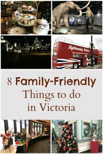 8 Family Friendly Things to do in Victoria, BC