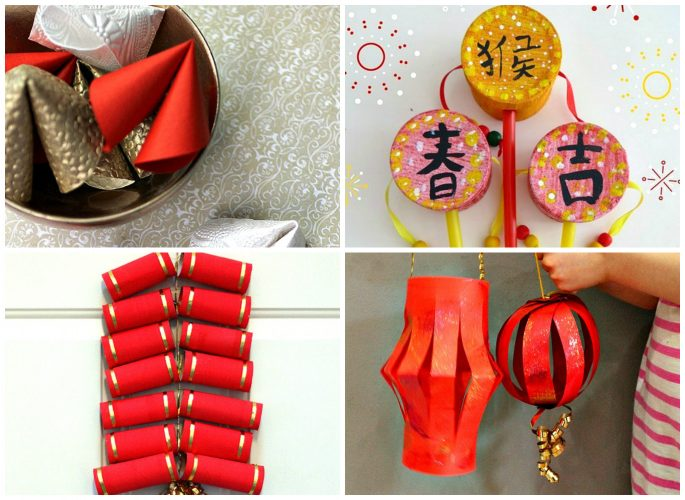 Chinese New Year Craft Ideas for Kids