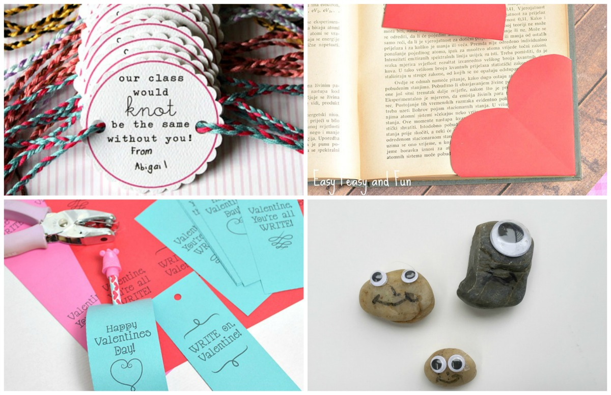 5 Homemade Valentine 39 S Day Gift Ideas For The Classroom