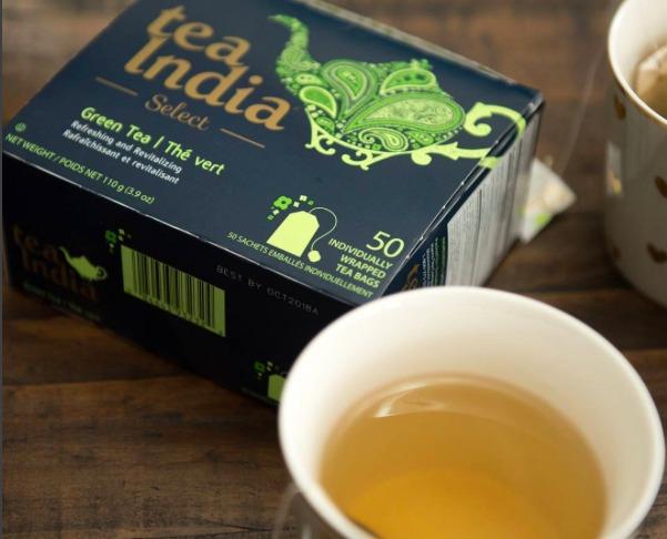 4 teas to try - tea india green tea