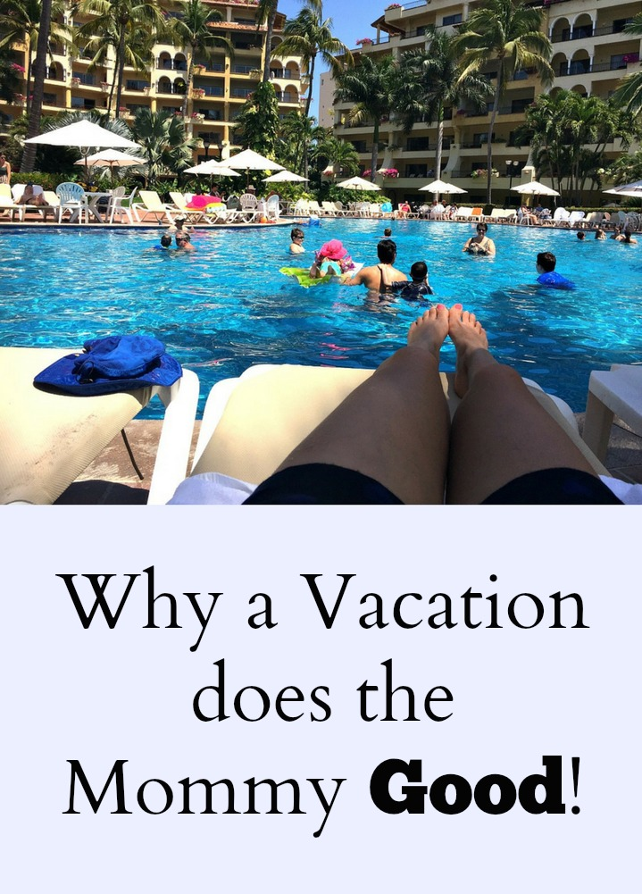 Why a vacation does the mommy good - pinterest