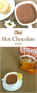 Chai Hot Chocolate Recipe