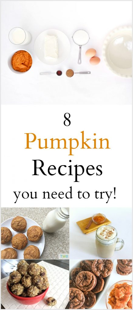 8 Pumpkin Recipes you need to try