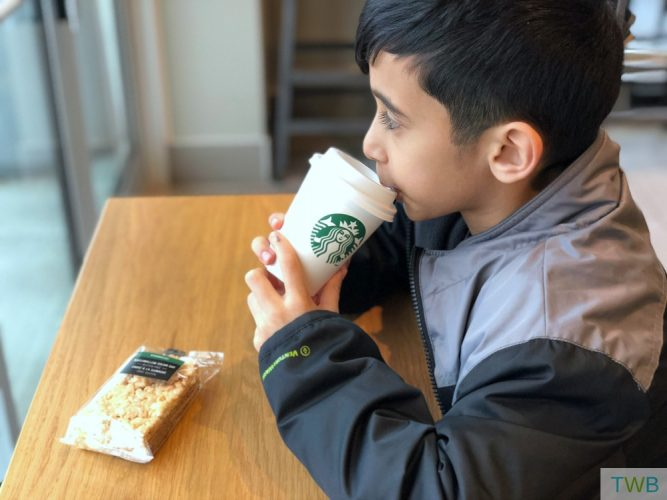 6 Starbucks Drinks for Kids -