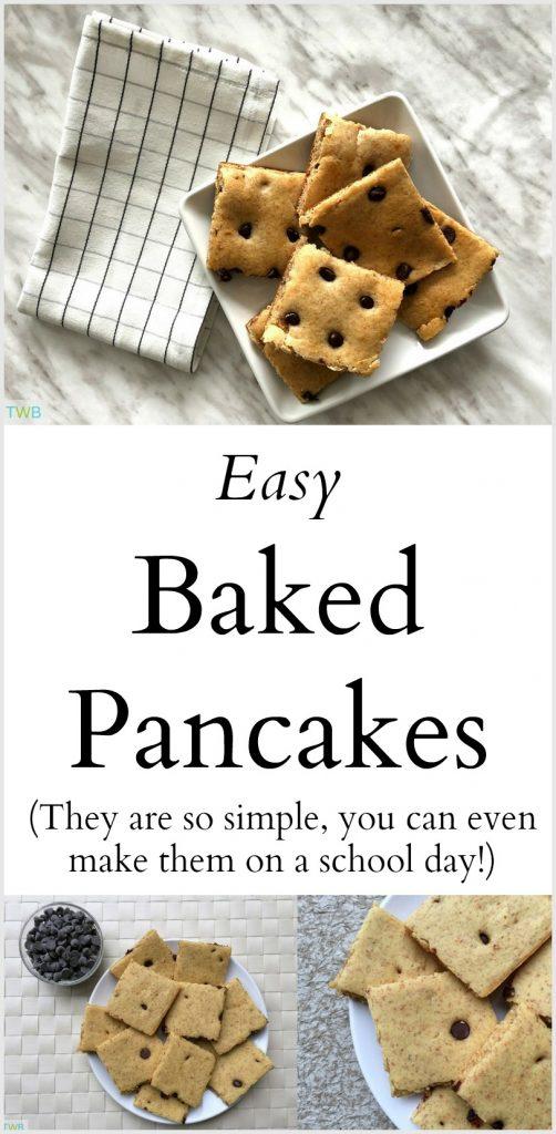 Easy Sheet Pancakes Recipe