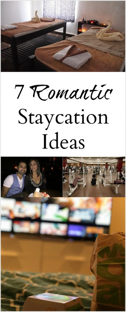 7 Romantic Staycation Ideas