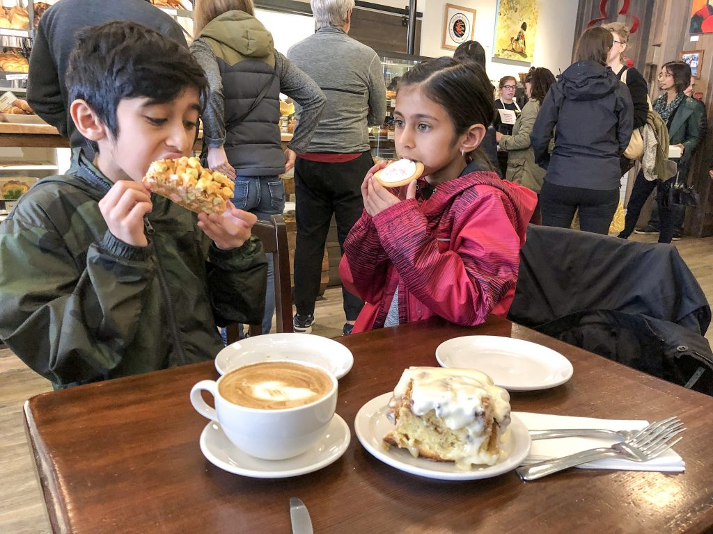 Places to Eat in Cowichan - Old Town Bakery