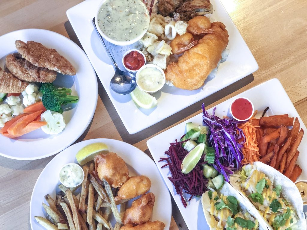 Places to eat in Cowichan - Rock Cod Care