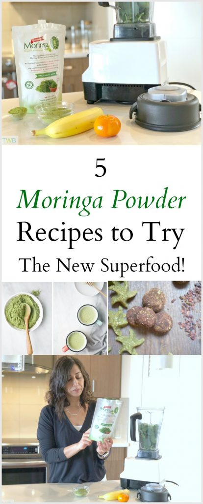 5 Moringa Powder Recipes - the new superfood to Try