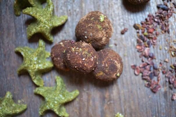 Moringa Powder - Macaroons