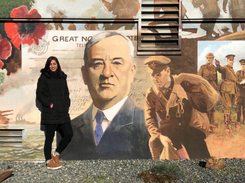 Cowichan - Chemainus Murals