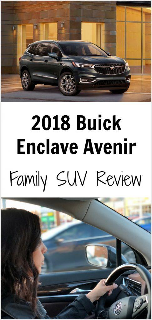 2018 Buick Enclave Avenir - Family SUV Review