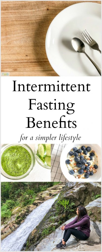 Intermittent fasting benefits for a simpler lifestyle