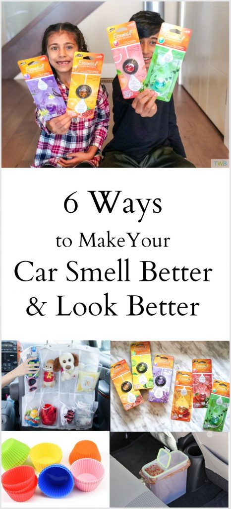 6 Ways to Make Your Car Smell Better & Look Better