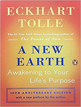 Books that Inspire - A New Earth