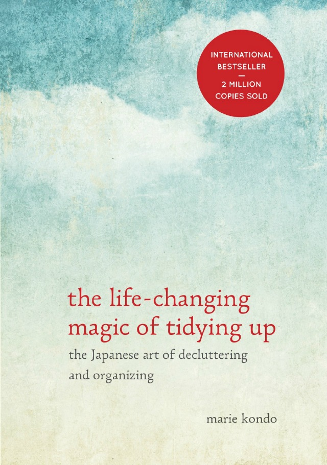 Books that Inspire - The Life-Changing Magic of Tidying Up