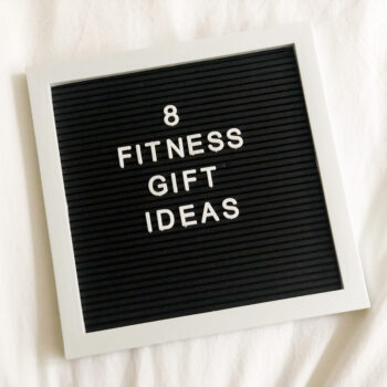 8 Fitness Gift Ideas