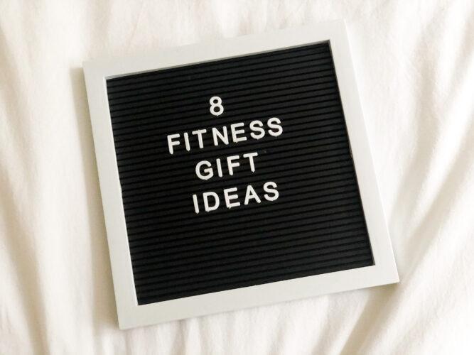 8 Fitness Gift Ideas
