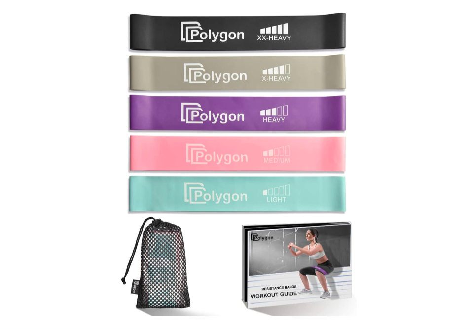 Fitness Gift Ideas - Latex Mini Bands