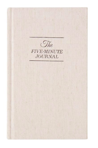 Fitness Gift Ideas - 5 Minute Journal