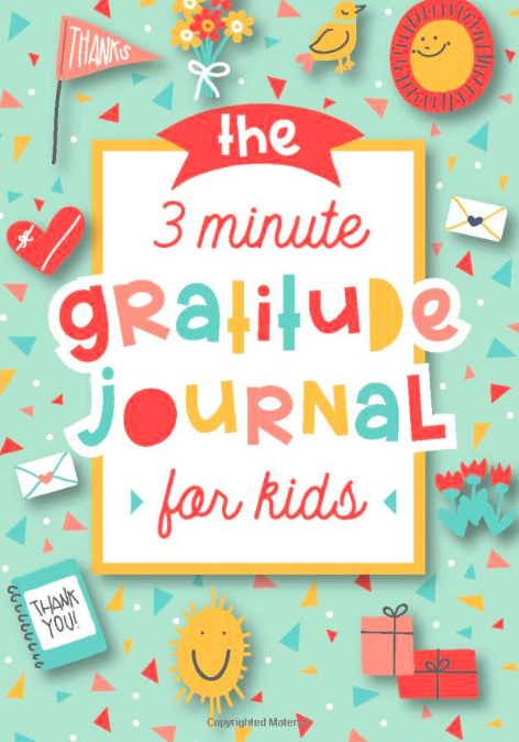 3 minute gratitude journal - Fitness gift ideas