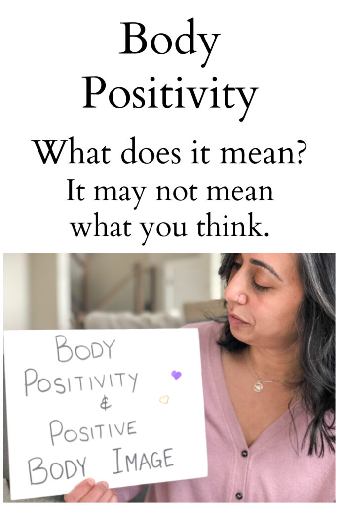 Body Positivity - What does it mean?